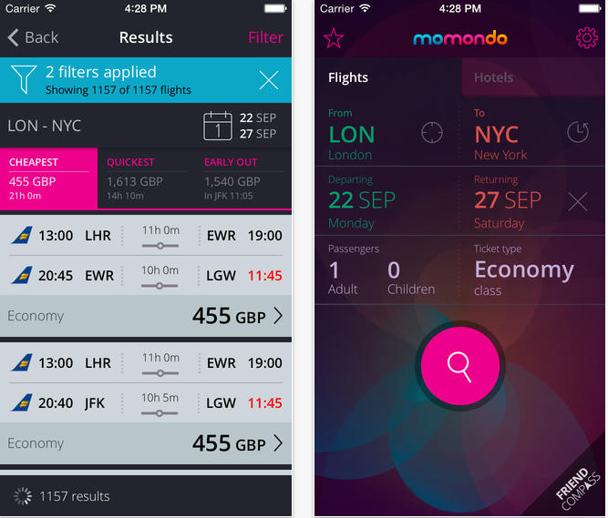 the ultimate best Apps to find Cheap Flights