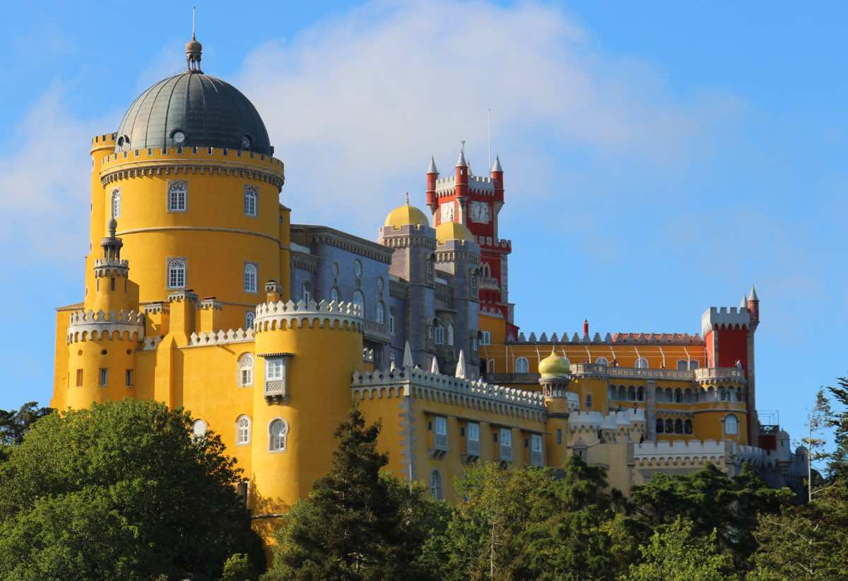 what to do in lisbon experiences sintra castle