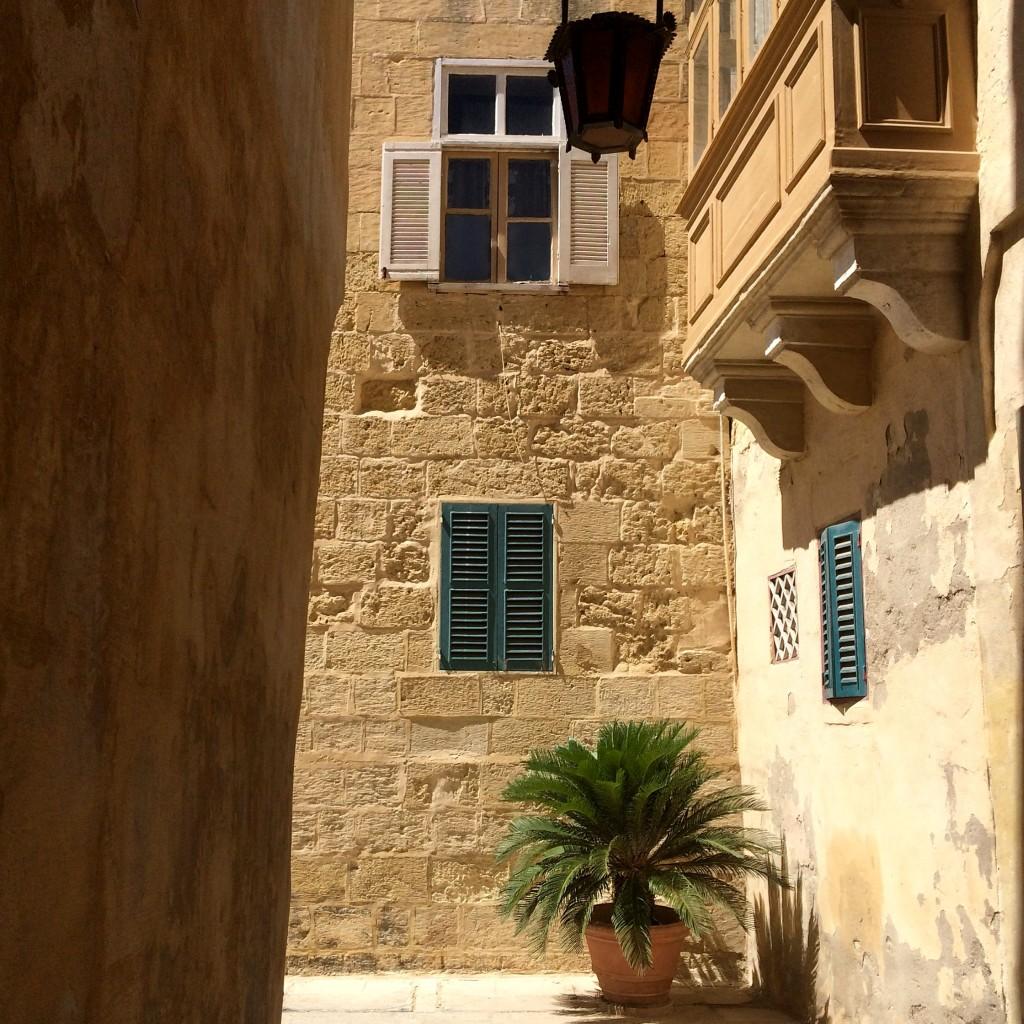 Malta by public transport - Mdina detail