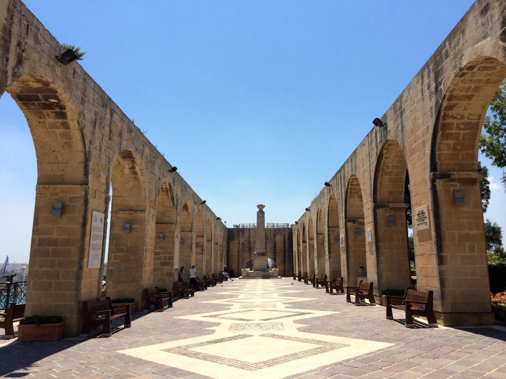 La Valletta in Malta Is Least European Capital of Europe