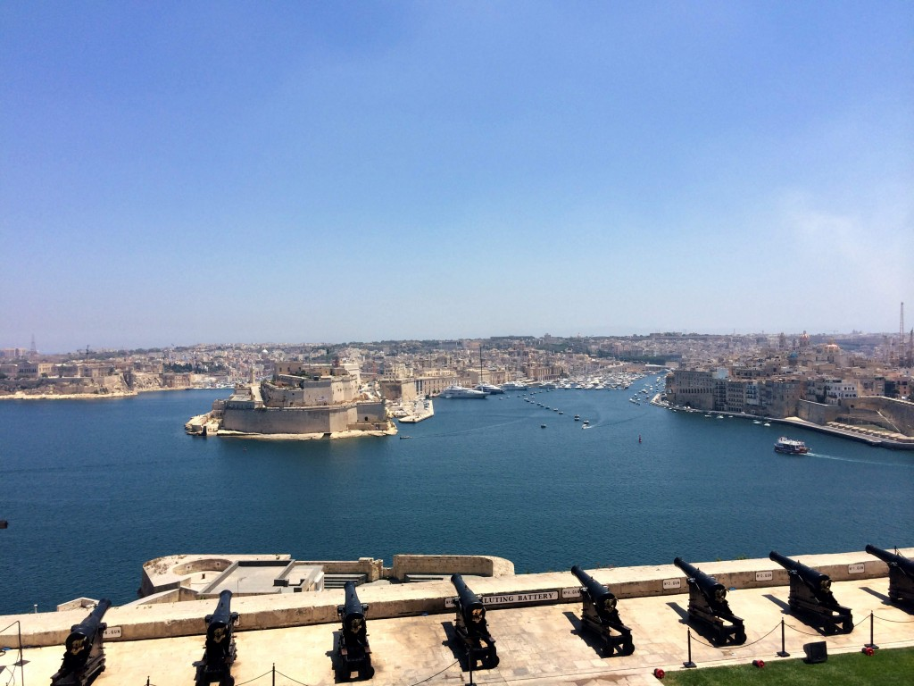 La Valetta in Malta Island malta travel holidays malta guides