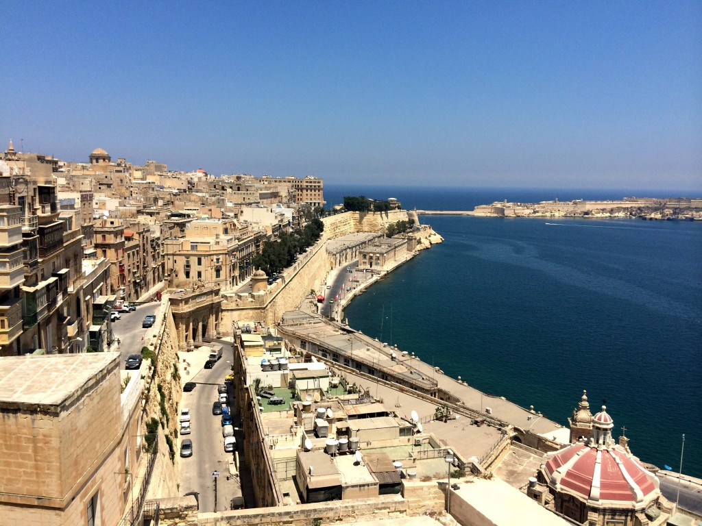 La Valletta in Malta Island Is The most unique Capital of Europe