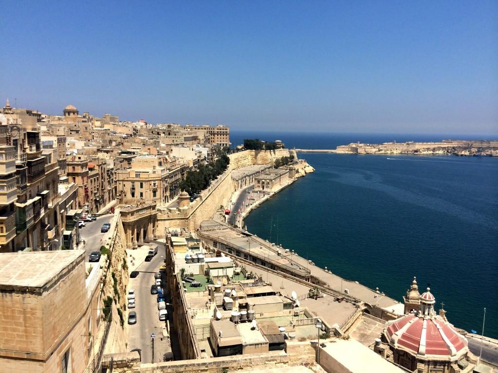 La Valletta in Malta Island Is The most unique Capital of Europe
