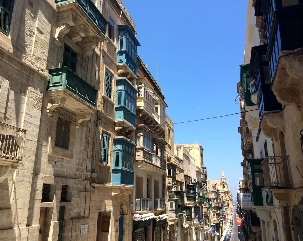 La Valletta in Malta - an unique european capital