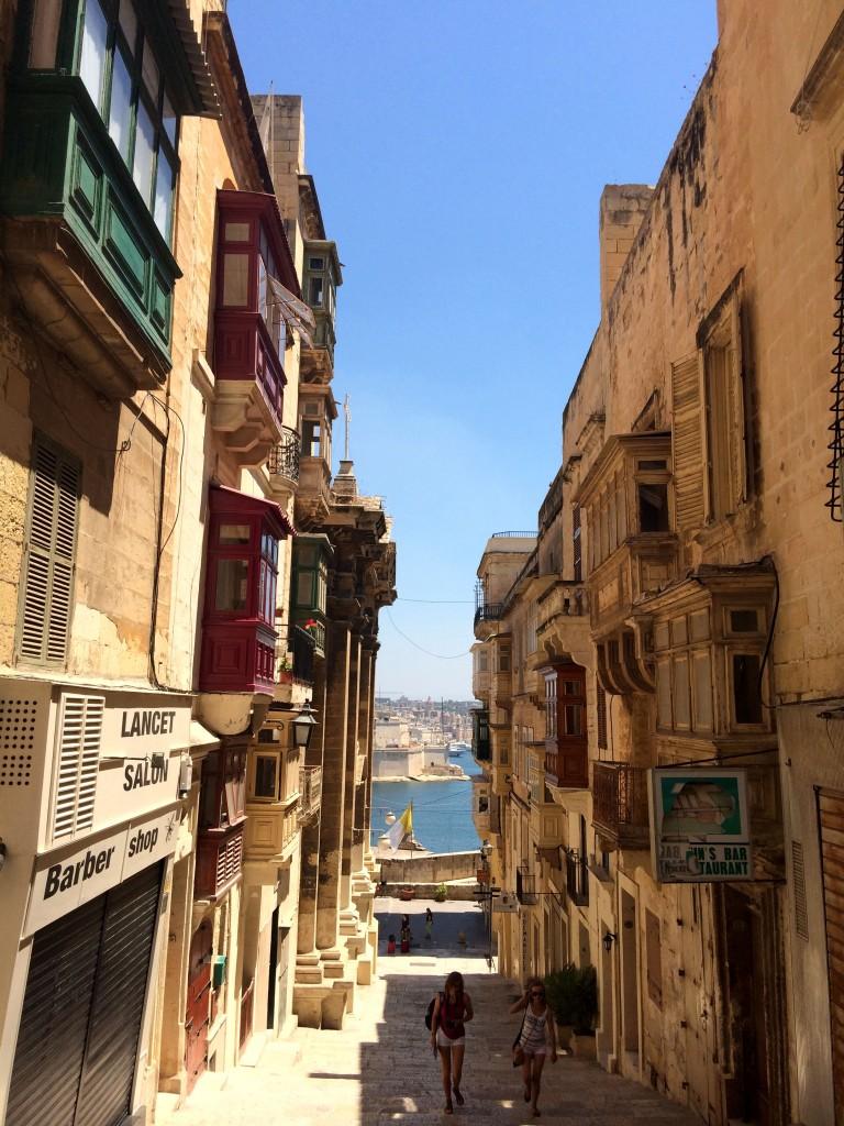 La Valletta in Malta