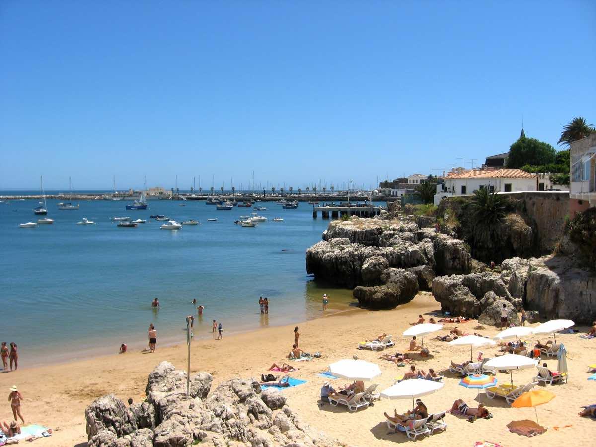 best beaches lisbon portugal cascais