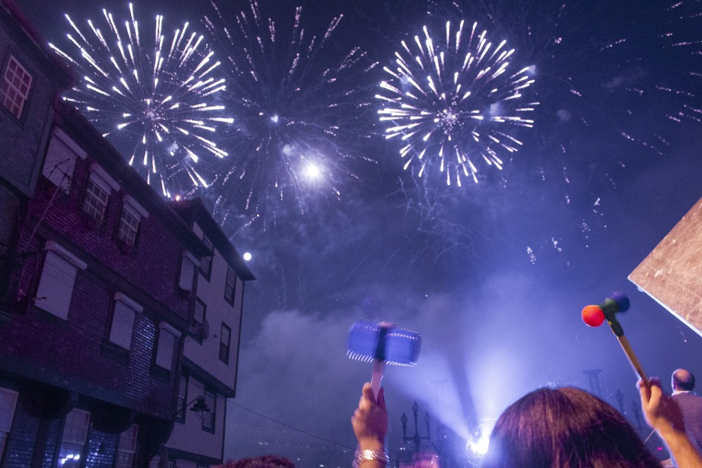 Porto and São João Festival - Hammer Festival