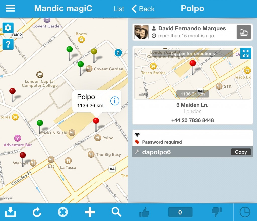 Essential Apps for travellers - Mandic magiC non-travel app