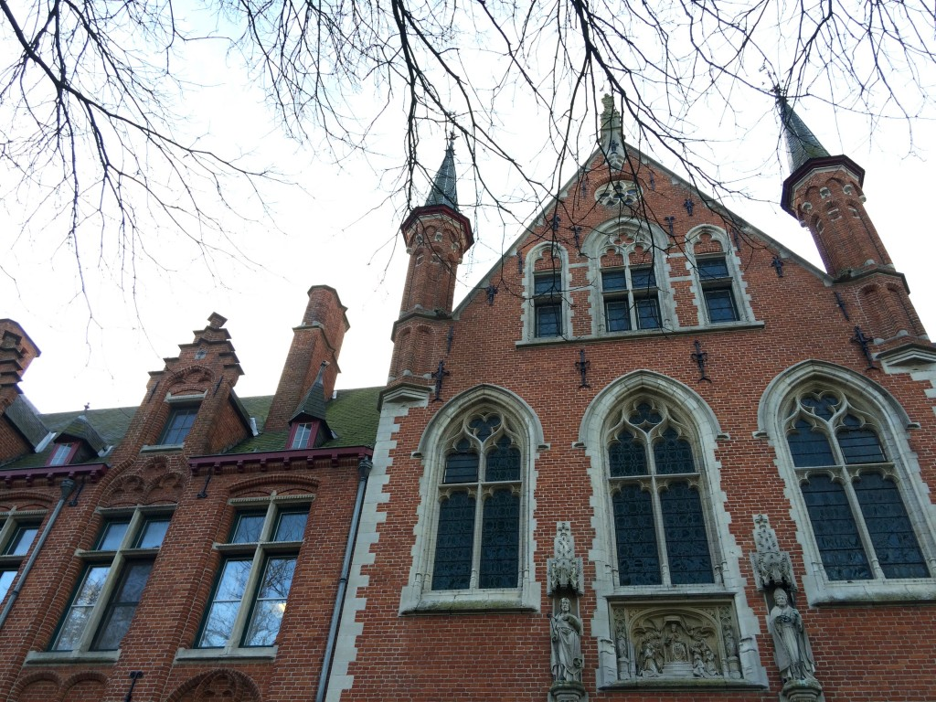 best medieval town Bruges Europe