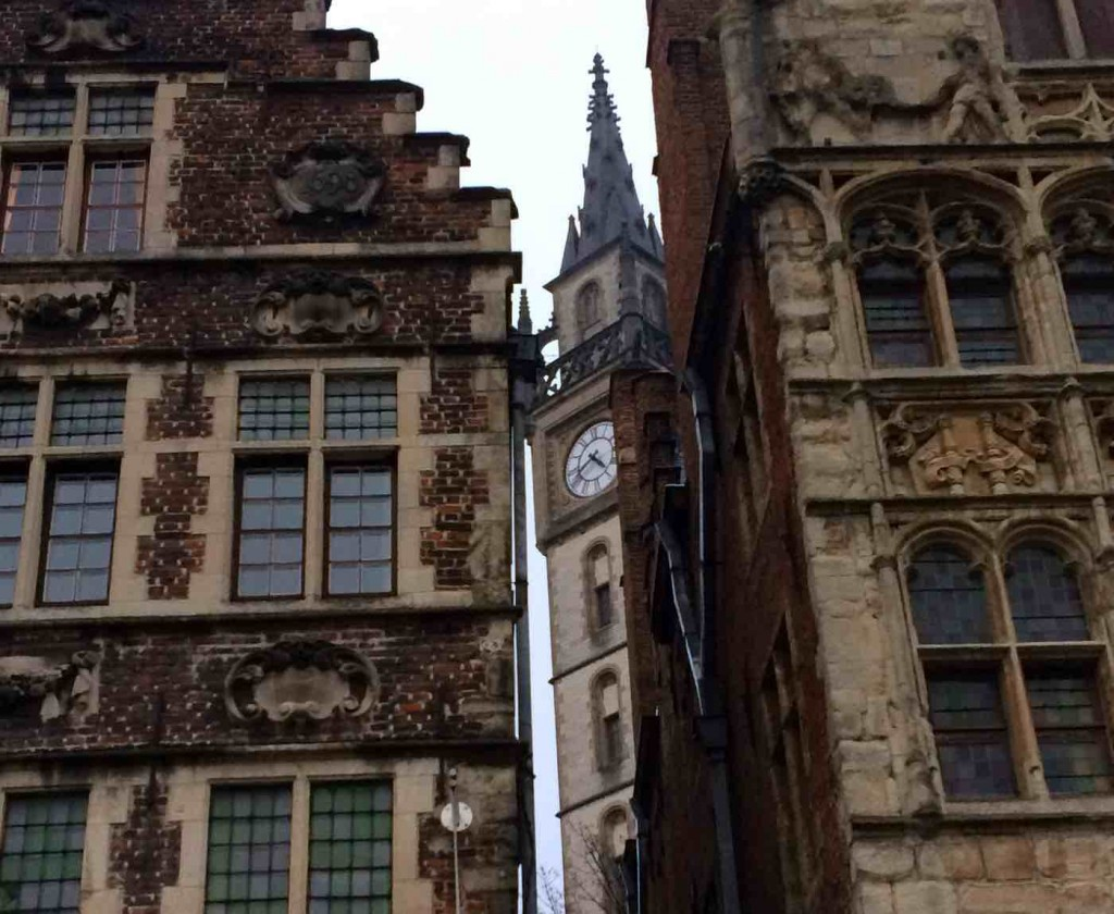 city of Ghent - why Ghent is underrated - A surprise in every corner