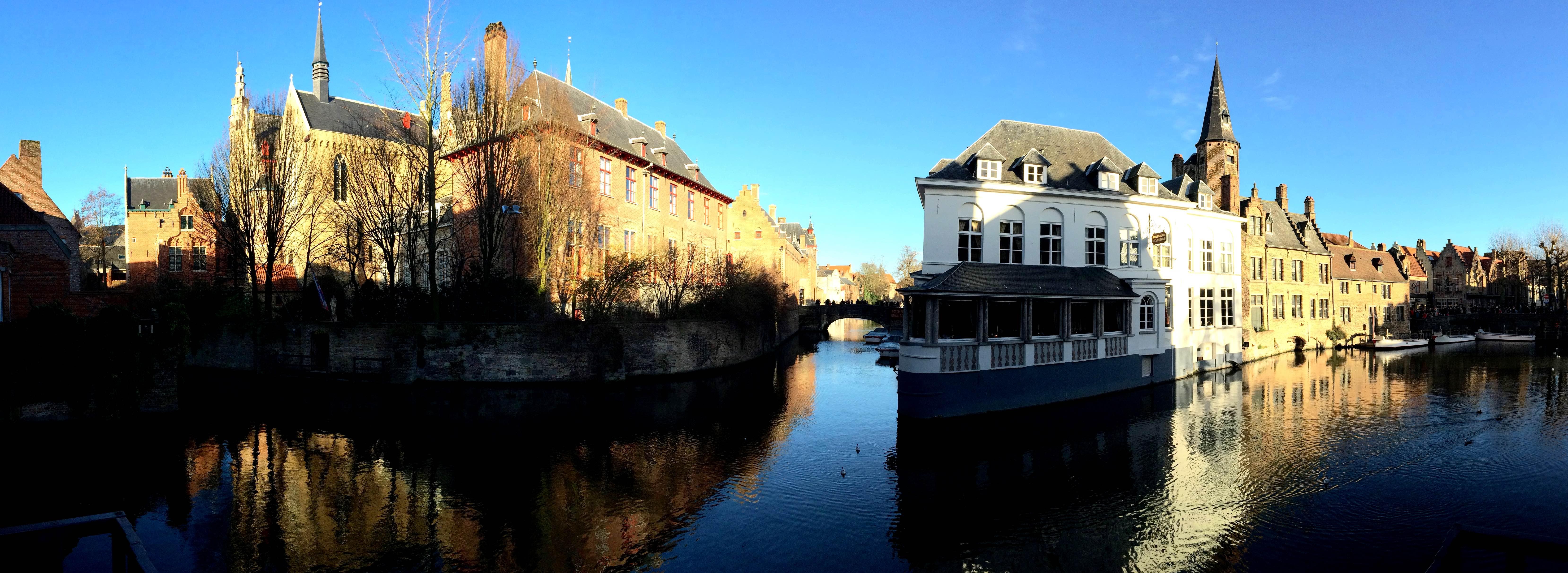 Is Bruges the ultimate medieval town?   www.geekyexplorer.com