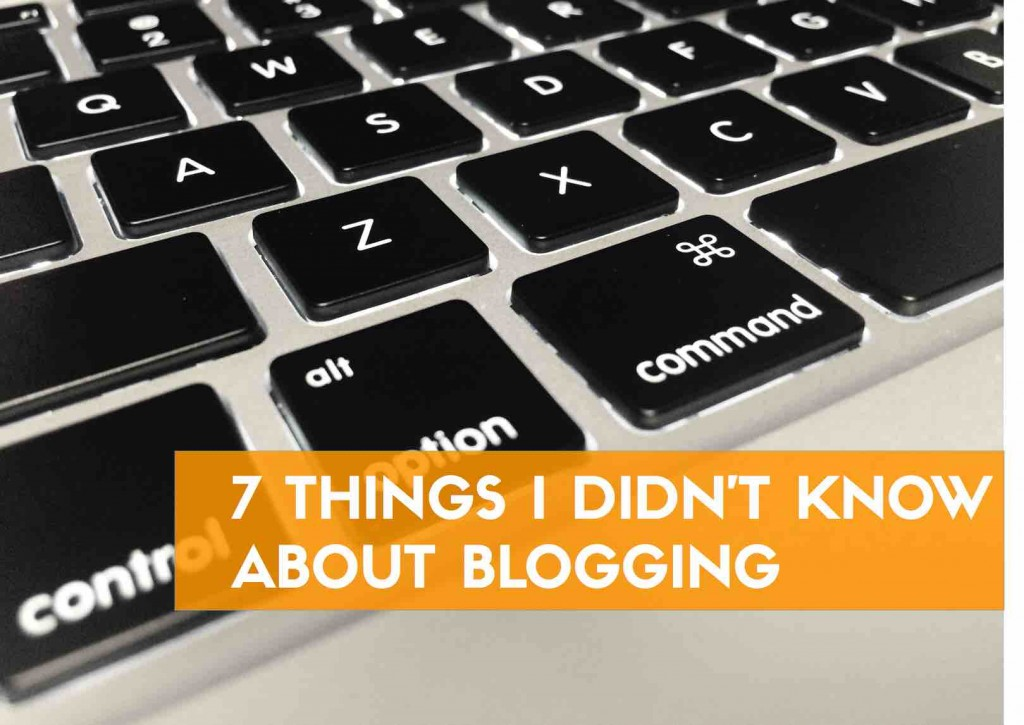6 months of Geeky Explorer | 7 things I didn't know about blogging | Geeky Explorer
