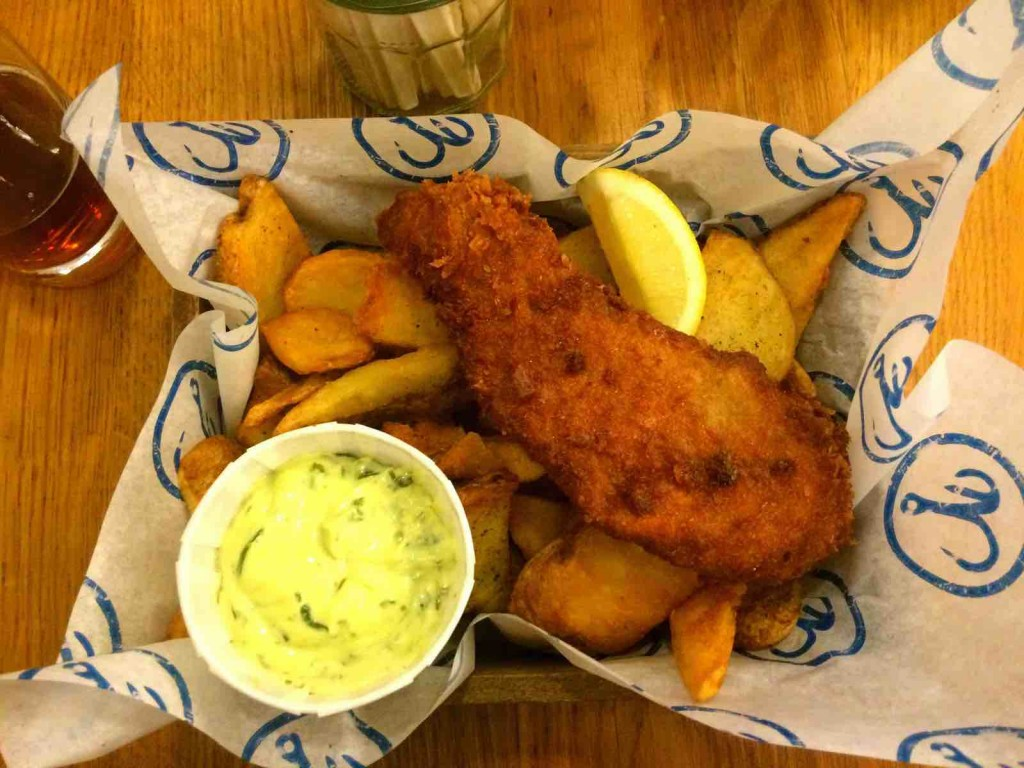Fish & Chips | What to expect from Brussels, capital of Europe | Geeky Explorer