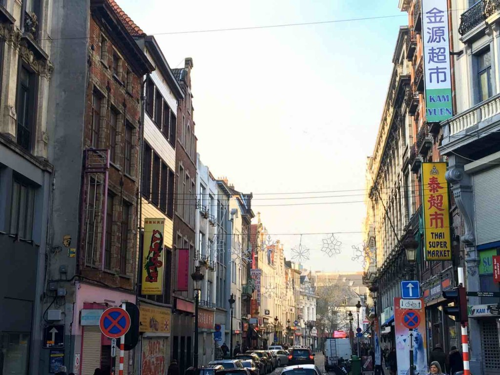 Brussels' Chinatown | What to expect from Brussels, capital of Europe | Geeky Explorer