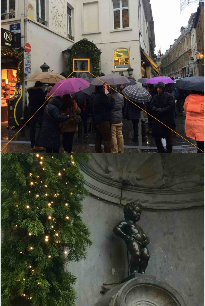 Manneken Pis | What to expect from Brussels, capital of Europe | Geeky Explorer