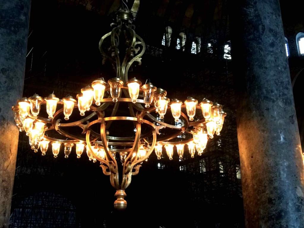 visiting mosques in Istanbul | Hagia Sophia
