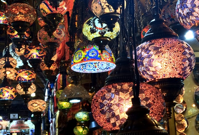 famous sights in Istanbul - Grand Bazaar Istanbul
