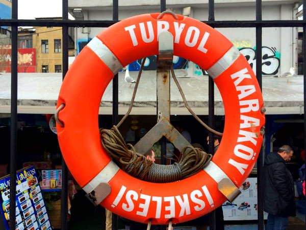 famous sights in Istanbul - Karakoy Istanbul