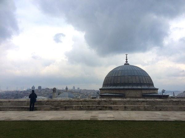 Sulemaniye Mosque Istanbul