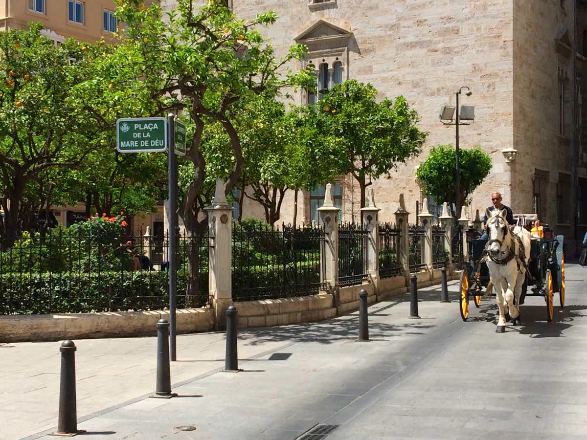 is valencia worth visiting - Plaça de La Mare de Deu