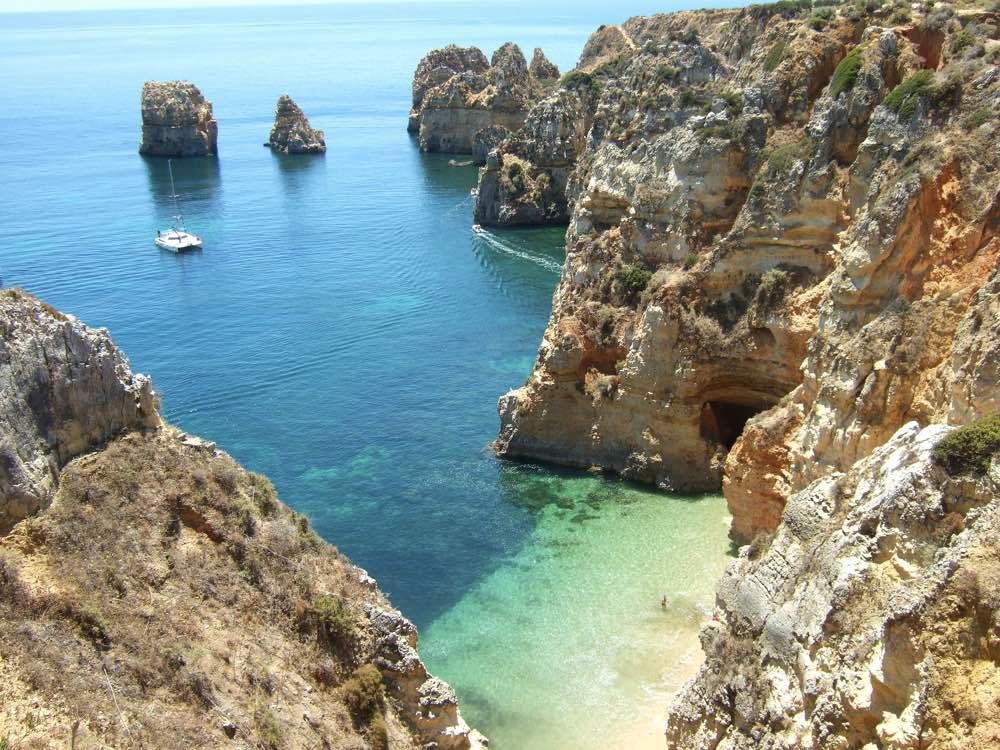 portugal roadtrip coastline alentejo beaches