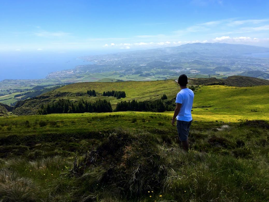 outdoor activities azores hiking