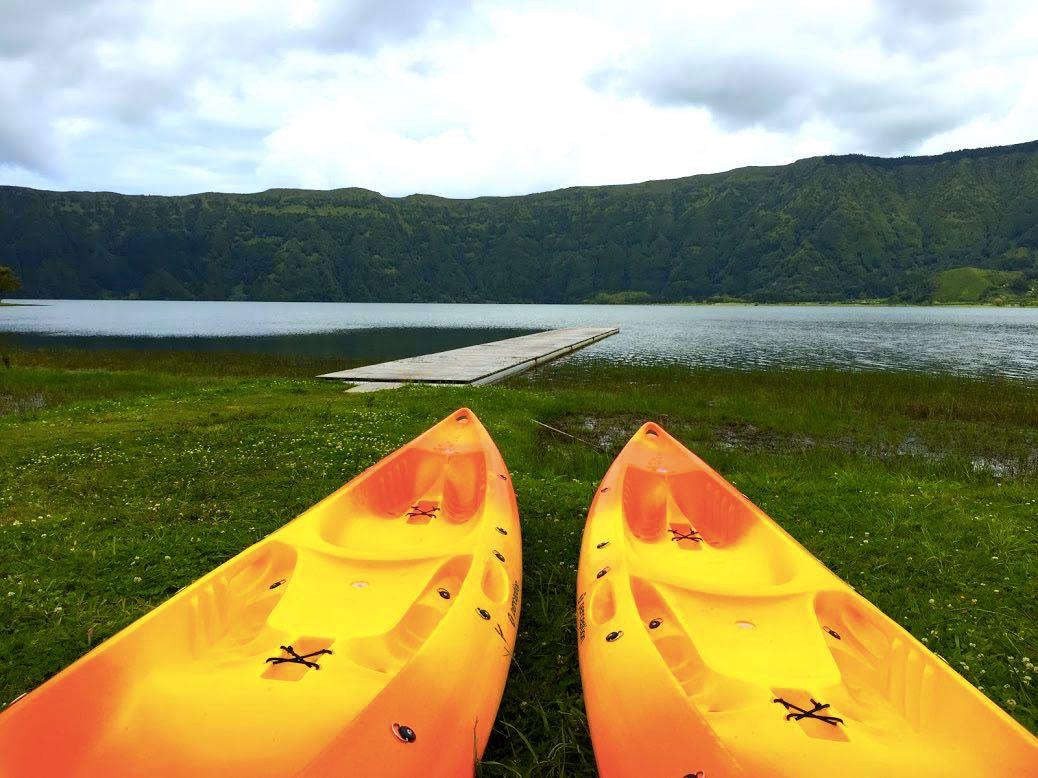 Kayak Sete Cidades | What to do in São Miguel island