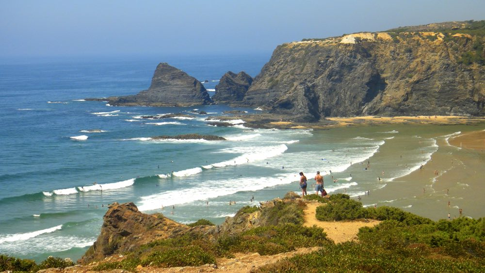 why visiting portugal is worth it - hiking in costa vicentina