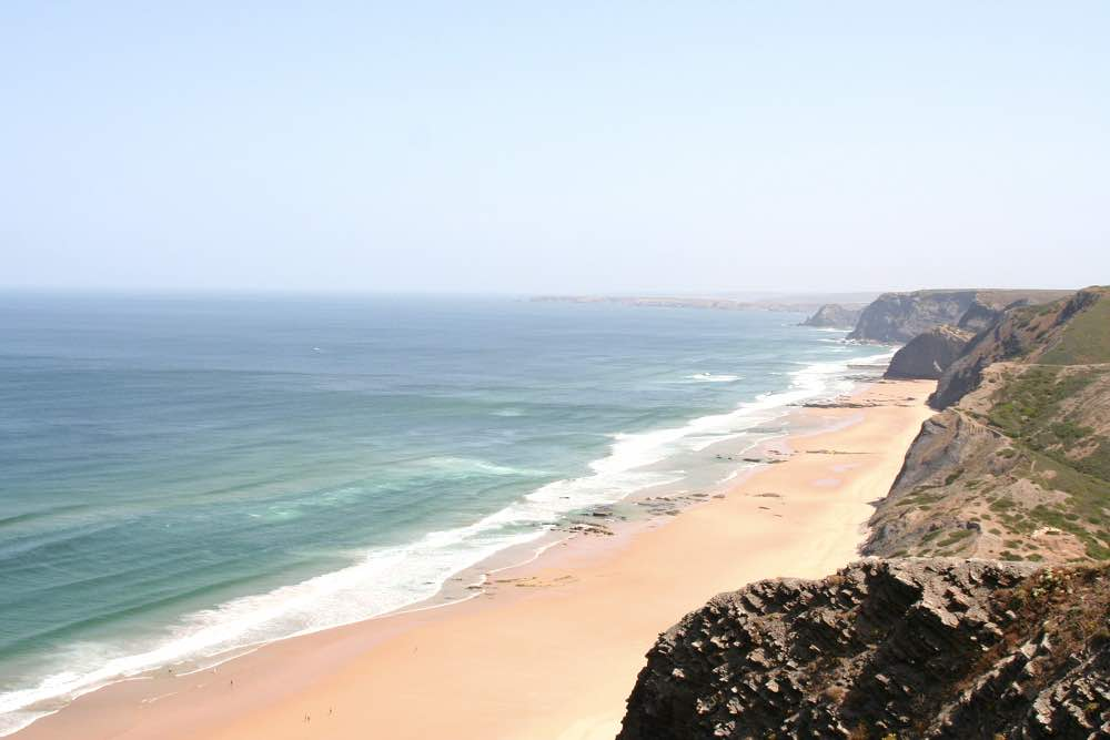 portugal road trip Alentejo coastline