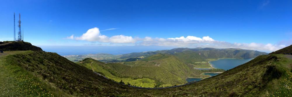 Azores the next big thing in travel destinations - ilha de São Miguel Açores |