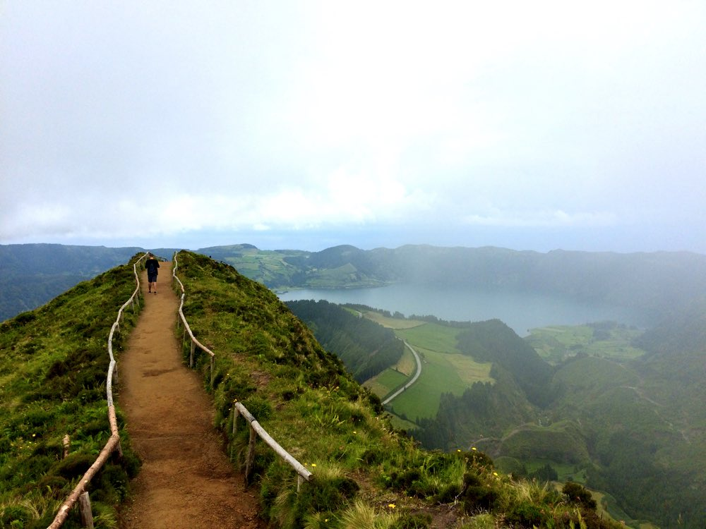 Miradouro da Lagoa do Canário | Azores the next big travel destination