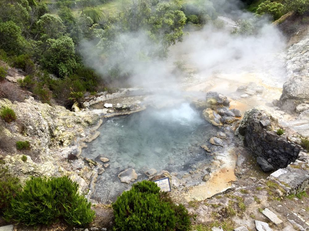 Volcanic activity in the Azores | Azores the next big travel destination