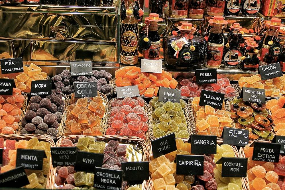 how to travel with almost no money Boqueria