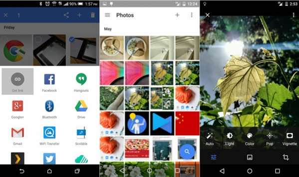 essential Apps for travellers - Google Photos