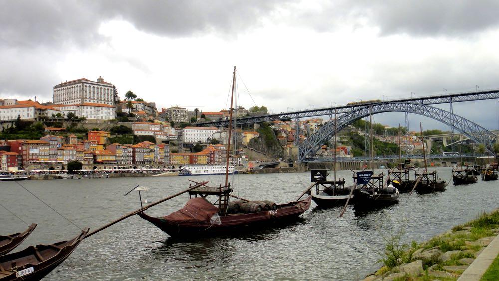 visiting Portugal visit portugal- Ribeira Porto