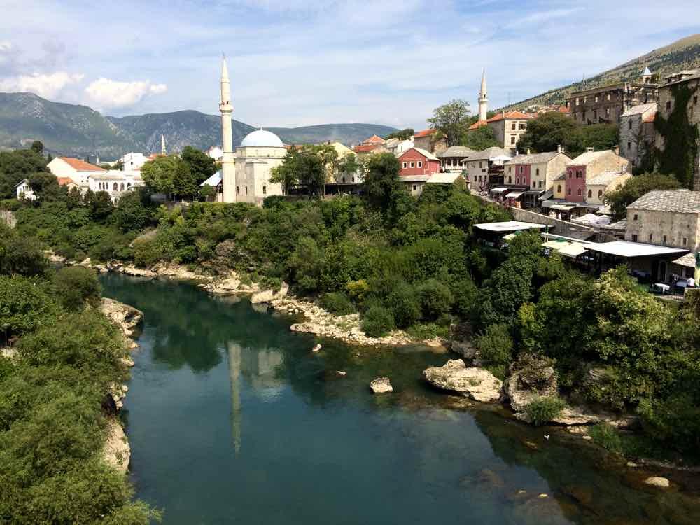 Mostar day trip - Neretva