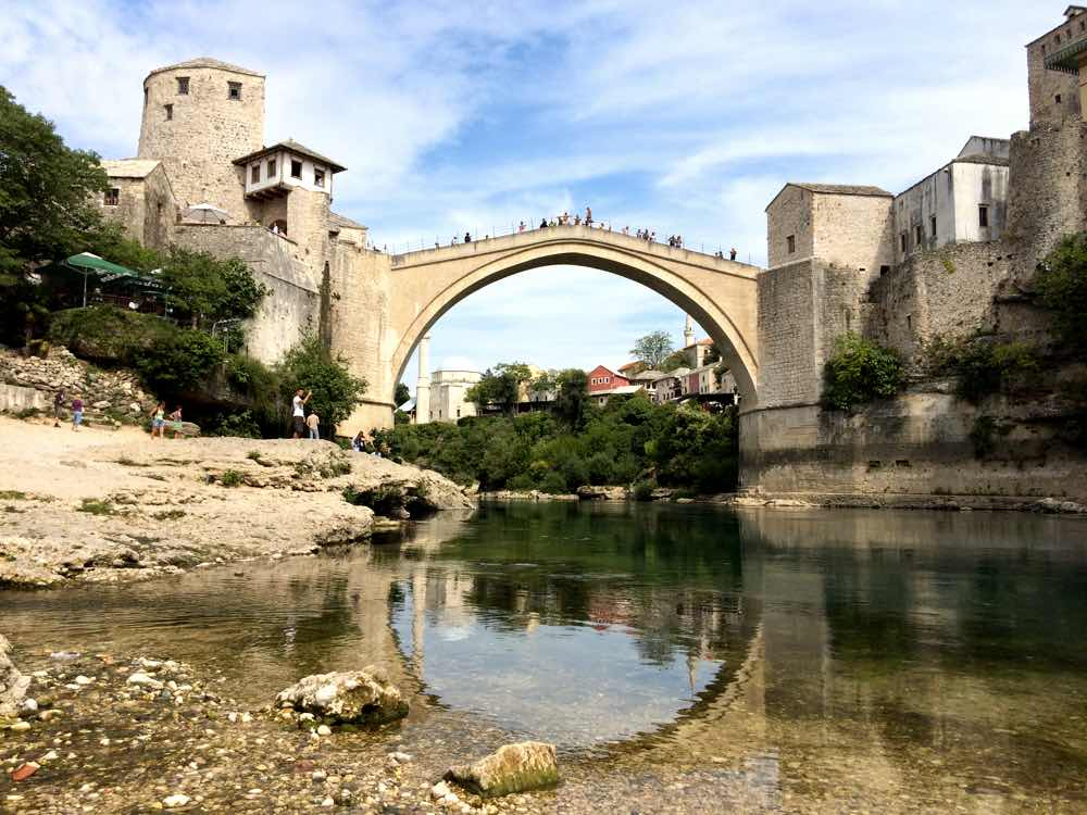 Day trip to Mostar - Stari Most Bridge