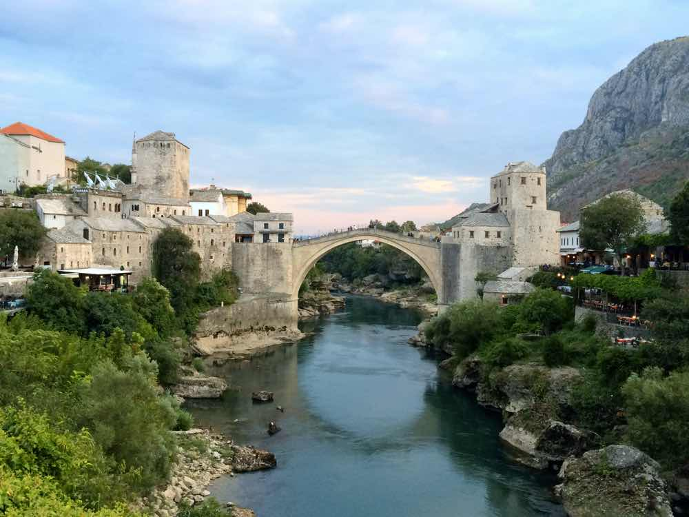 Daytrip to Mostar Bosnia Herzegovina - Stari Most Bridge
