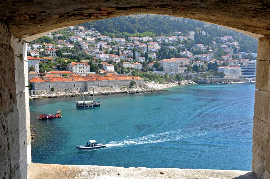 Experiences in the Dalmatian coast - Walls Dubrovnik