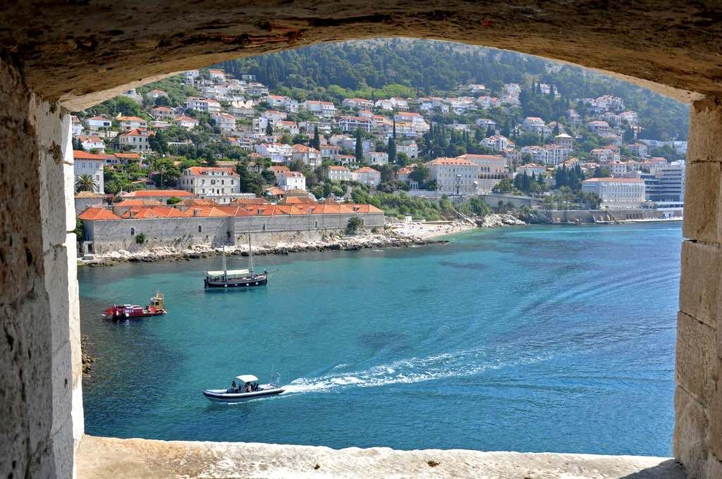 Experiences in the Dalmatian coast - Walls Dubrovnik