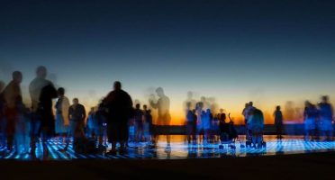 the best experiences in the Dalmatian coast - Sea Salutation in Zadar
