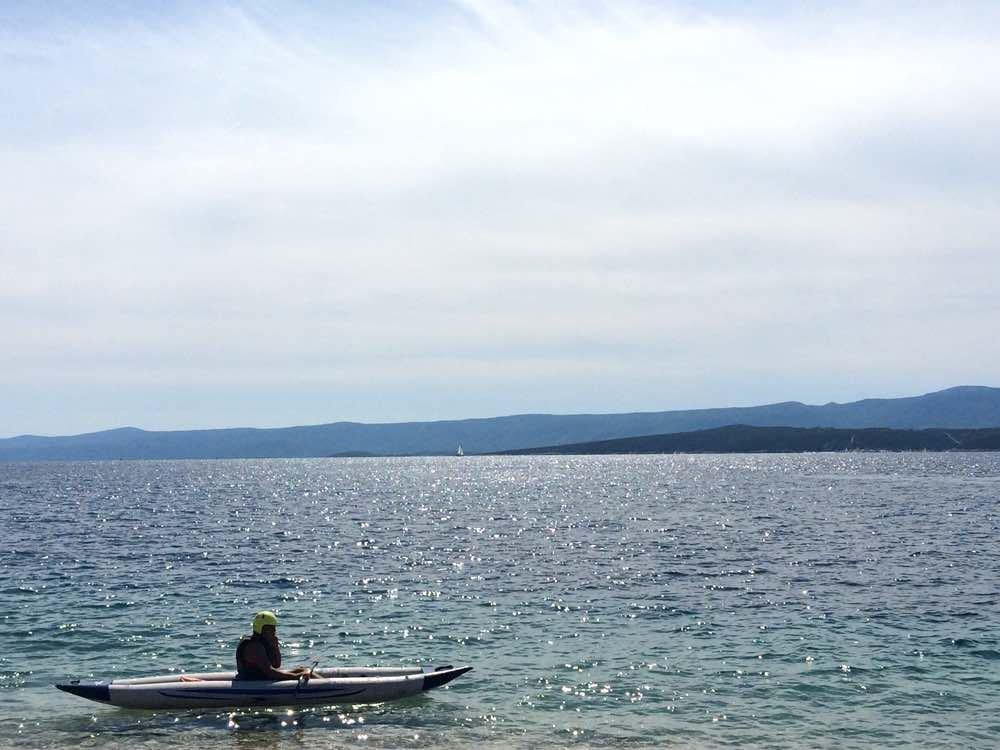 Adriatic Kayak