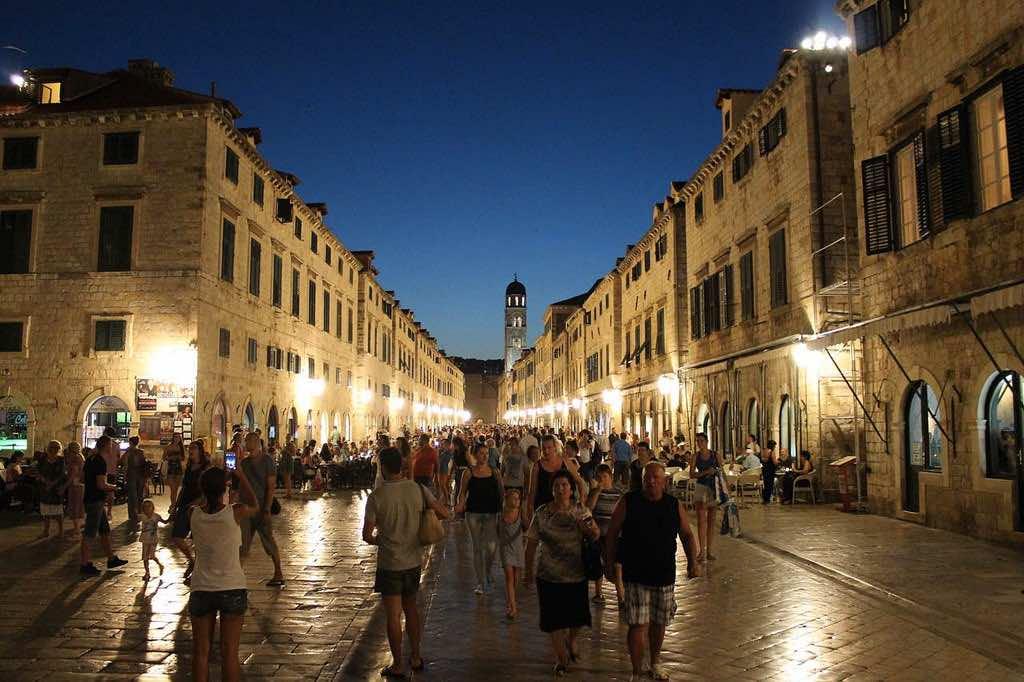 Croatia road trip guide Dubrovnik