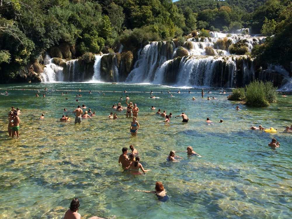 croatia road trip roadtrip - krka national park