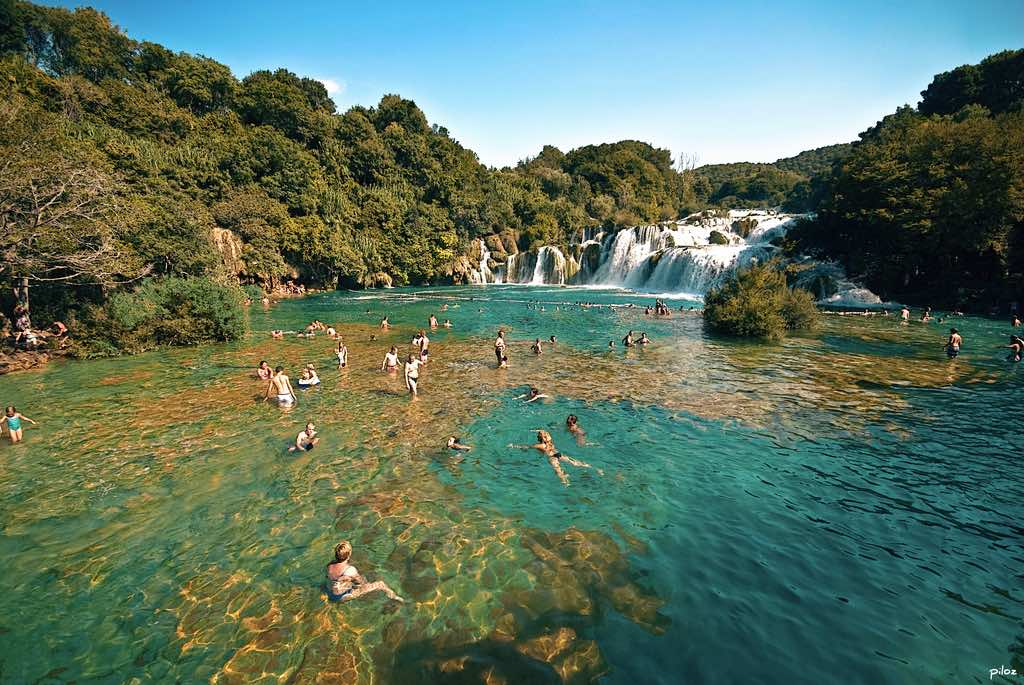 croatia road trip roadtrip - krka national park