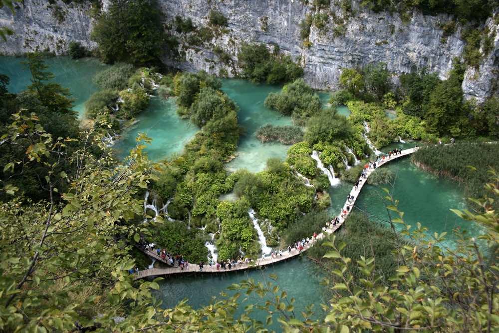 croatia road trip croatia roadtrip zadar - Plitvice Lakes