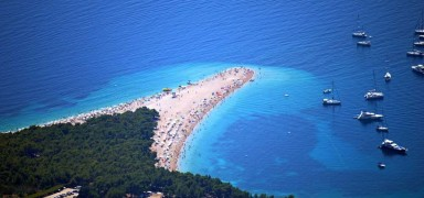 Zlatni Rat Beach And Other Stunning Places In Brac, Croatia