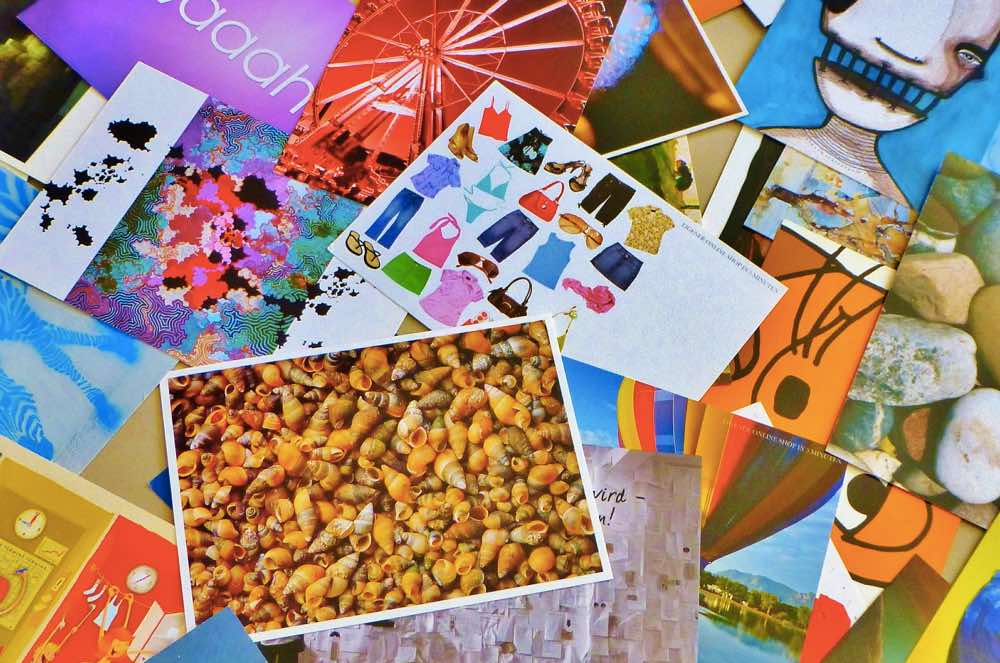 travel memories ideas postcards