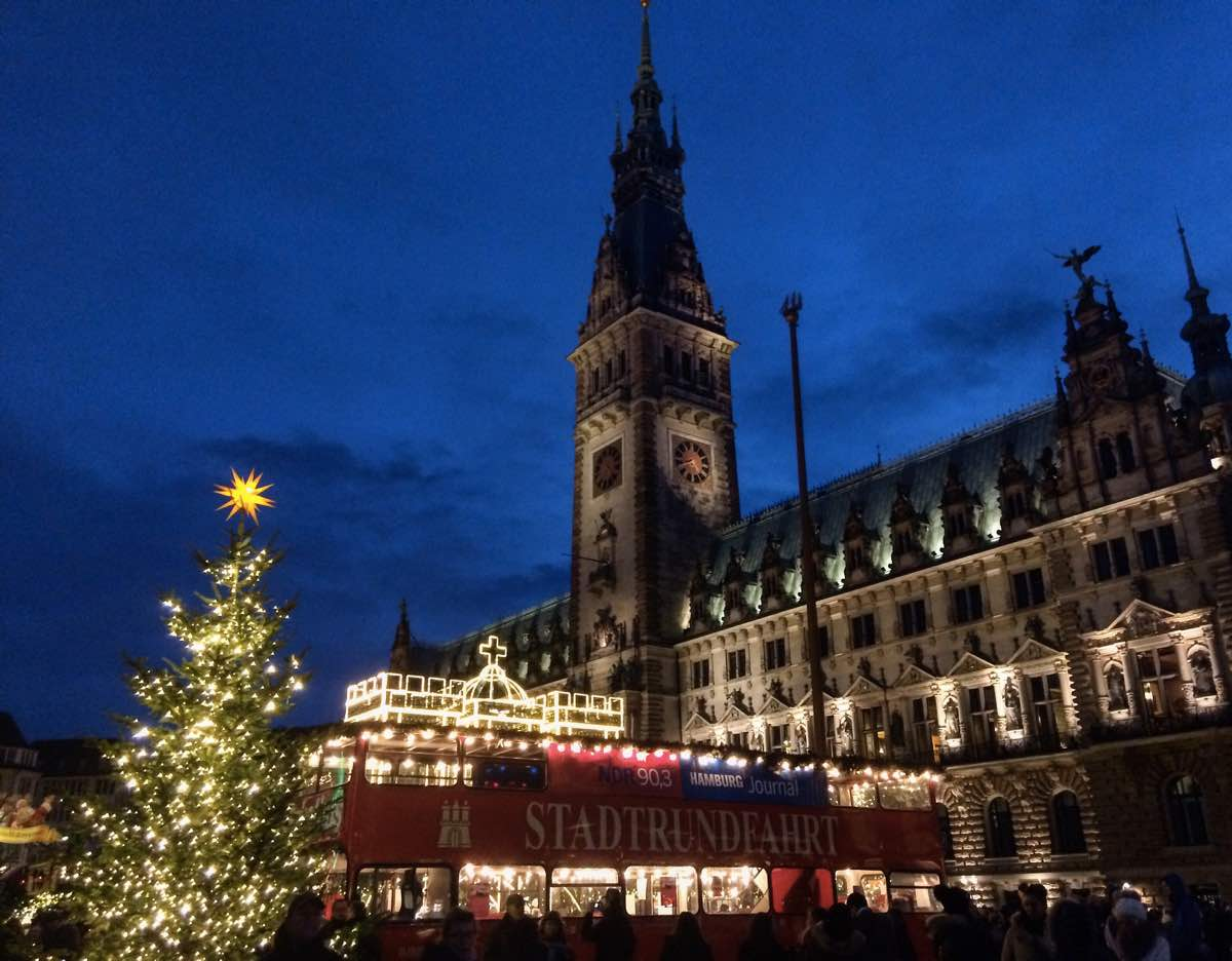 hamburg christmas markets rathausmarkt