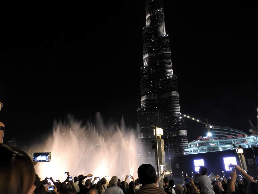 dubai in one day layover dubai fountains